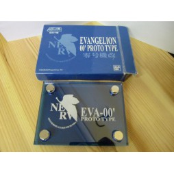 Soul Of Chogokin Gx-16 base Plexiglass Eva 00 - Prototype