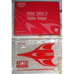 Soul Of Chogokin Gx-18 Base Plexiglass Getter Dragon