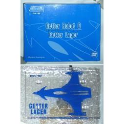 Soul Of Chogokin Gx-19 Base Plexiglass Getter Lager