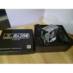 Soul of Chogokin GX-29 BLACK OX - Hologram Glass Cube - Esclusivo Tamashi