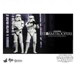 Star Wars Movie Masterpiece 2Pack 1/6 Stormtroopers