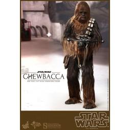 Star Wars Movie Masterpiece Action Figure 1/6 Chewbacca