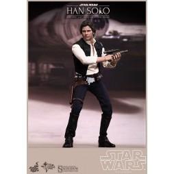 Star Wars Movie Masterpiece Action Figure 1/6 Han Solo