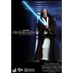 Star Wars Movie Masterpiece Action Figure 1/6 Obi Wan Kenobi