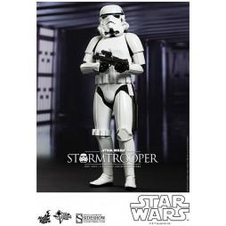 Star Wars Movie Masterpiece Action Figure 1/6 Stormtrooper