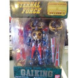SUOPER ROBOT IN ACTION!! - Gaiking Eternal Force - Bandai