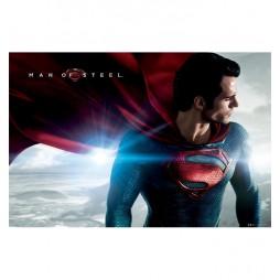 Dc Comics - Superman - Man Of Steel - Poster - Horizon