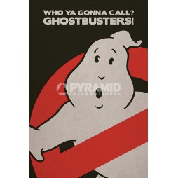 Ghostbusters - Poster - Logo
