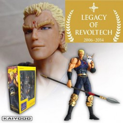 LEGACY OF REVOLTECH - KAIYODO LR-034 - Fist Of The North Star - THOUZER - Action Figure