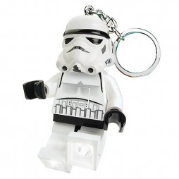 LEGO Star Wars - Keyring 3D - Stormtrooper LED Torch