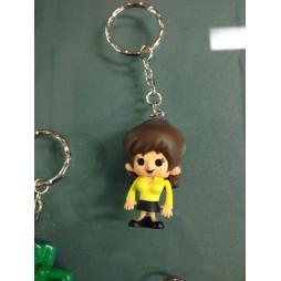 Lupin The 3rd - Lupin III - Keyring 3D - Fujiko Panson works Keyholder