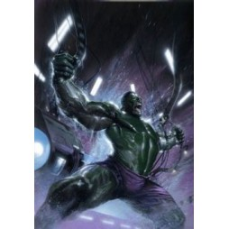 Marvel Comics - Poster - Dream Colours - Hulk Rage