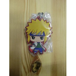 Naruto - Keyring - 2D Gomma - Minato