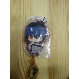 Naruto - Keyring - 2D Gomma - Sasuke Shippuiden