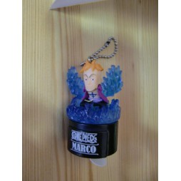 One Piece - Strap - Keychain - Light Up Character - MARCO