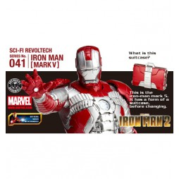 Revoltech - Sci-Fi - 041 - Iron Man Mark 5