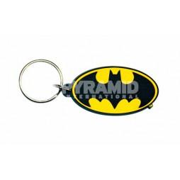 Dc Comics - Keyring - 2D Metal - Batman Colored Logo