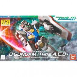 HG Double 0 045 - O Gundam Type A.C.D 1/144