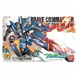 HG Double 0 071 - GNX-903VW Brave Commander 1/144 HG
