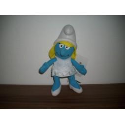 I Puffi Plush - Smurfs - Puffetta - Play By Play - Peluche 25 cm