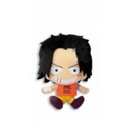 One Piece Plush - Kyodai Plush - Portgas D. Ace - Peluche 14 cm