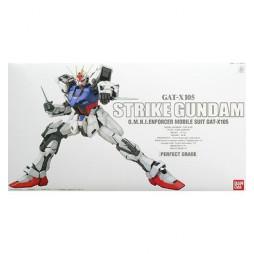 PG Perfect Grade - GAT-X105 Strike Gundam O.M.N.I. Enforcer Mobile Suit 1/60