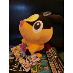 Pokemon Plush - BW N-05 Tepig - Peluche 19 cm