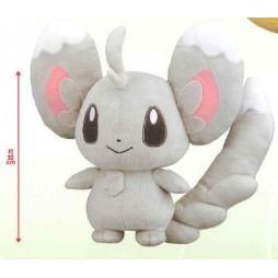 Pokemon Plush - BW N-108 Minccino Halloween - Peluche 22 cm