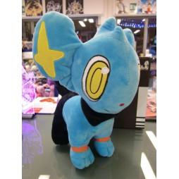 Pokemon Plush - Diamante e Perla N-017 - Shinx - Peluche 28 cm