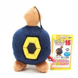 Pokemon Plush - Doll Coll 15 - 111 ROGGENROLA - Peluche 11 cm