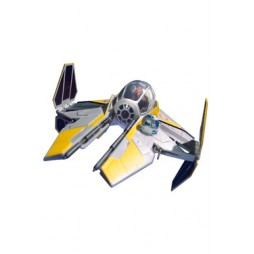 Star Wars EasyKit - Anakin\'s Jedi Starfighter - Model Kit 1/30