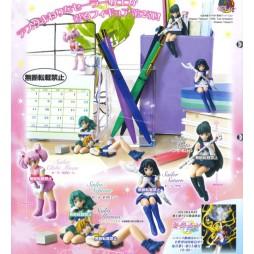 Sailor Moon - Desktop Figure Collection - Gashapon SET Vol.2 - Complete 5 Figure SET