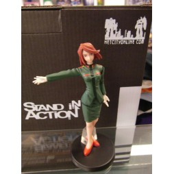 Sakura Wars part 5 - Bandai HGIF Gashapon Figure Set - Ayame Fujieda