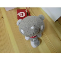 Gloomy Plush - Gloomy Mini Peluche Teddy Bear GRIGIO - BIANCO - Peluche 10 cm