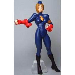 Street Fighter HGIF Capcom Gals Part 2 Gashapon Figure Set- Street Fighter Zero 3 Juli