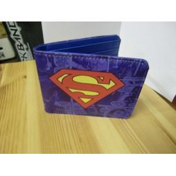 Dc Comics - Superman - Portafoglio Logo