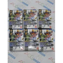 Sunrise Robot Selection Vol.2 Gashapon Figure Full Set Bandai