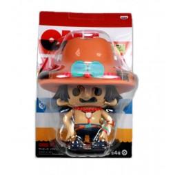 One Piece - Panson Works Sofubi Figure - Portgas D. Ace