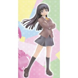 Ore No Imoto - Sega Prize Figure - Petanko Mascot - Kuroneko