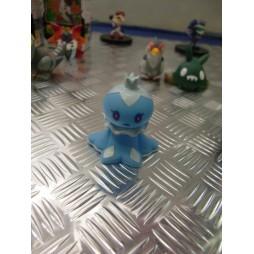 Pokemon - Kids BW Finger Puppets Sofubi Vinyl Figure Set - Frillish - Loose