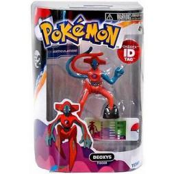 Pokemon - Pokedex ID TAG - DEOXYS - action figure