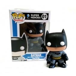 POP! Heroes 001 DC Comics Super Heroes Batman 4-inch Vinyl Deformed Figure