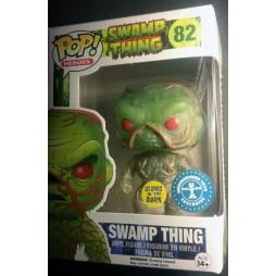 POP! Heroes 082 - Swamp Thing - Glow In The Dark Underground Toys Exclusive Deformed Vinyl Figure