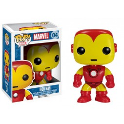 POP! Marvel 004 Iron Man Vinyl Bobble-Head Figure