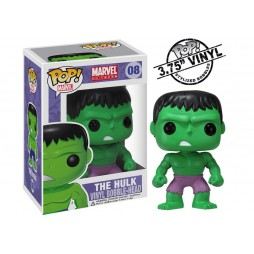 POP! Marvel 008 The Hulk Deformed Vinyl Bobble-Head Figure