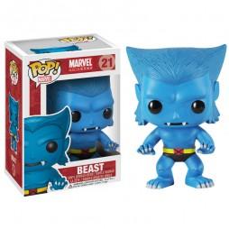 POP! Marvel 021 Marvel Universe Beast Vinyl Bobble-Head Figure