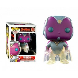 POP! Marvel 071 The Avengers 2 Age Of Ultron VISION Phasing (FADED) - Underground Toys Exclusive Limited Eddition Vinyl