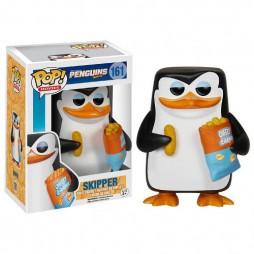 POP! Movies 161 Penguins Skipper Vinyl Figure