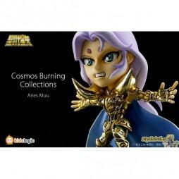 Saint Seiya - Cosmos Burning Collection Big Head Figure - Aries Muu