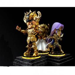 Saint Seiya - Cosmos Burning Collection Big Head Figure - Taurus Aldebaran
